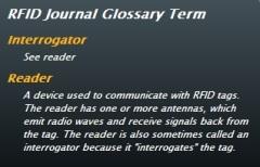 RFID Interrogater definition
