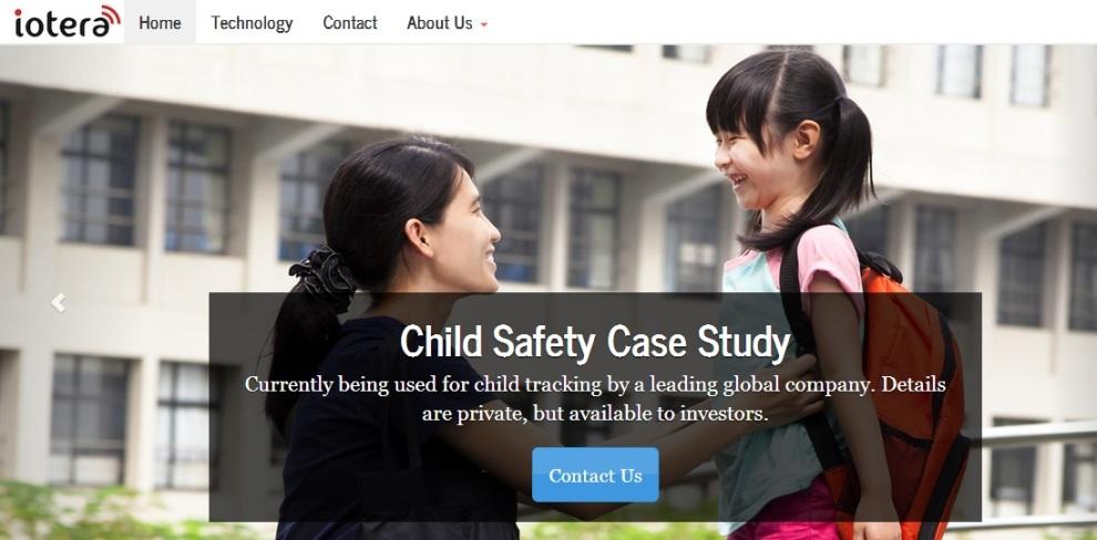 Iotera child case study